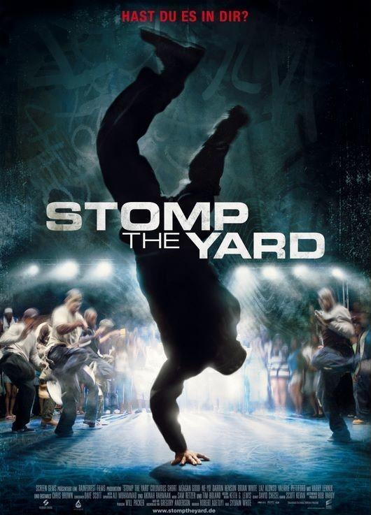 ცეკვის საძმო STOMP THE YARD